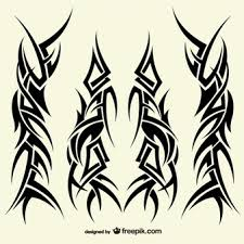 tattoo pictures download tribal tattoo vectors photos and psd files free download