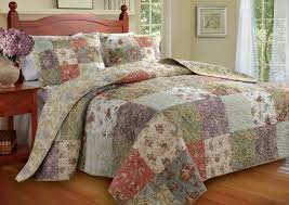 Ivory Quilted Bedspread Peach Colored Bedspreads