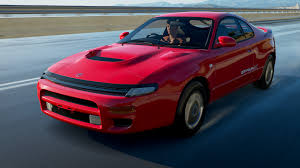 toyota celica last year made forza horizon 3 cars