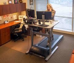 Treadmill Desk Weight Loss Treadmill Desk U0026 Bike Desk News Lifespan Workplace