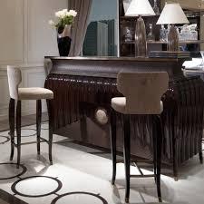 art deco dining room walnut art deco style velvet bar stool juliettes interiors
