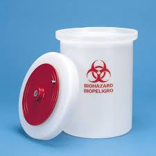 biohazard waste containers carolina com