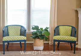 Refinishing Cane Back Chairs Cane Chair Makeover Reveal Whats Ur Home Story