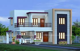 flat house design 2082 sq ft flat roof home design youtube