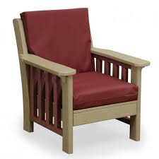 Patio Seating Furniture by Amish Deep Seating Patio Chairs Pinecraft Com