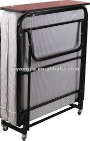 folding bed frame horizon full stainless steel bed frame