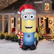 inflatable christmas yard decorations christmas decor