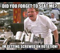 Chef Gordon Ramsay Meme - gordon ramsay one of my kids could become a star chef but i