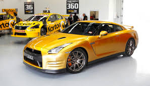 nissan gtr body kits australia australian receives his 2014 nissan gt r usain bolt edition gtspirit