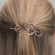 hair accessories for women hair clip women hair barrette hair pin small copper wire