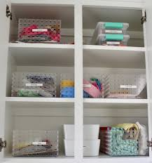 craft and sewing room organization afp design