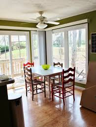 cheap bay windows with ikea window treatments and pedestal table