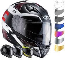 hjc motocross helmet hjc tr 1 tholos motorcycle helmet u0026 visor full face helmets