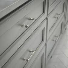 white kitchen cabinet knobs home depot athens dual mount caspian 3 or 3 3 4 center to center bar