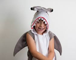 Shark Costume Halloween Shark Costume Halloween Costume Party Costume Halloween