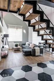 Loft Home Decor Shokodesign Duplex Decoração Apartamento Duplex Ideias Home