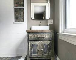 Rustic Bathroom Vanity Cabinets by Bathroom Vanity Etsy