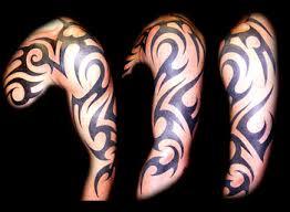 Tribal For Arm Transcend Gallery Tattoos Tribal Franks Arm