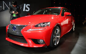 lexus is300h models 2014 lexus is hybrid model to comprise more than 80 percent of