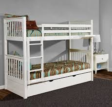 Pulse Bunk Bed White By NE Kids - Ne kids bunk beds