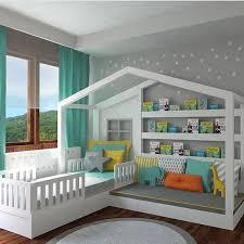 doppelbett kinderzimmer ideen für mädchen kinderzimmer zur einrichtung und dekoration diy
