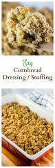 best dressing recipe for thanksgiving best 25 easy cornbread dressing ideas that you will like on