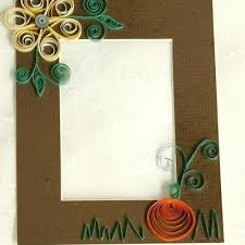 Making Decorative Picture Frames