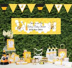 personalized party supplies mummy to bee bumblebee baby shower personalized party supplies