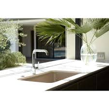 3 Hole Kitchen Faucets by Kohler Single Hole Kitchen Faucet U2013 Wormblaster Net