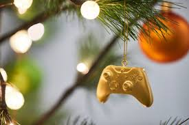5k gold plated xbox christmas decorations exist gizmodo australia