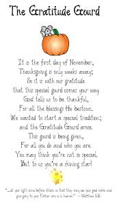 trendz and traditionz the gratitude gourd a christian