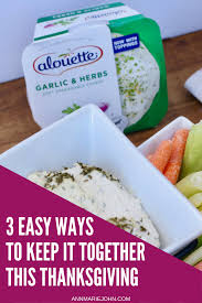 3 easy ways to keep it together this thanksgiving annmarie