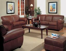 Leather Living Room Chair Ideal Leather Living Room Chair On Furniture Chairs With