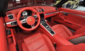 2015 porsche boxster interior car picker porsche boxster interior images