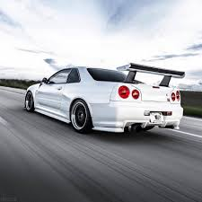 paul walkers nissan skyline drawing nissan skyline gt r r34 home facebook