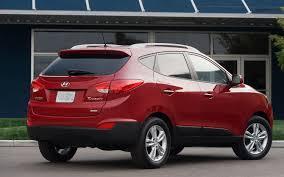 hyundai tucson review 2009 2012 hyundai tucson reviews and rating motor trend