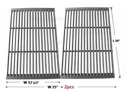 charmglow gas l parts charmglow gas grill replacement porcelain cast iron cooking grid