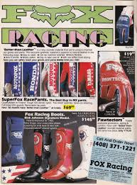 best motocross gear a few cool mx ads from early 80 u0027s moto related motocross