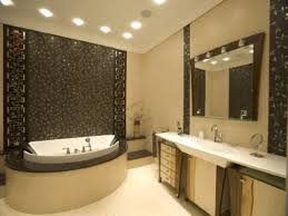 bathroom modern bathroom ceiling lighting modern double sink