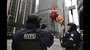 security tight for thanksgiving parade in terror wary nyc boston