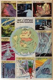 Dc World Map by Map Of Krypton Old World Marvel Loceshens Pinterest