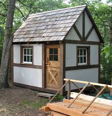 Plans To Build A Wood Shed by Prefab Wood Shed Best Method To Build A Wood Shed Shed Plans Kits