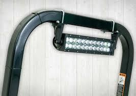 6 foot led light bar boy mower part rops led light bar