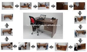 mdf office desk korean design teenage writing desk for sale buy