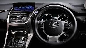 lexus nx interior lexus nx 300h showcased for india autodevot