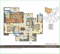 nimbus the golden palms floor plan