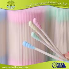 Stick Paper Friendly Paper Stick Cotton Swab For Beauty Care