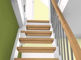 treppe spitzboden treppe zum dachboden animation