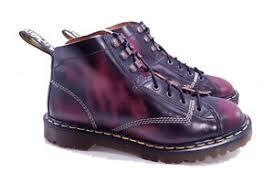 s monkey boots uk dr martens doc vintage burgundy monkey boots uk 9