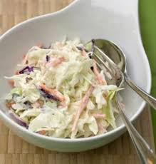 cuisine sucré salé coleslaw sucré salé recettes de cuisine américaine